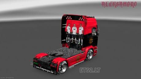 Scania-Streamline-Manchester-United-Skin-2