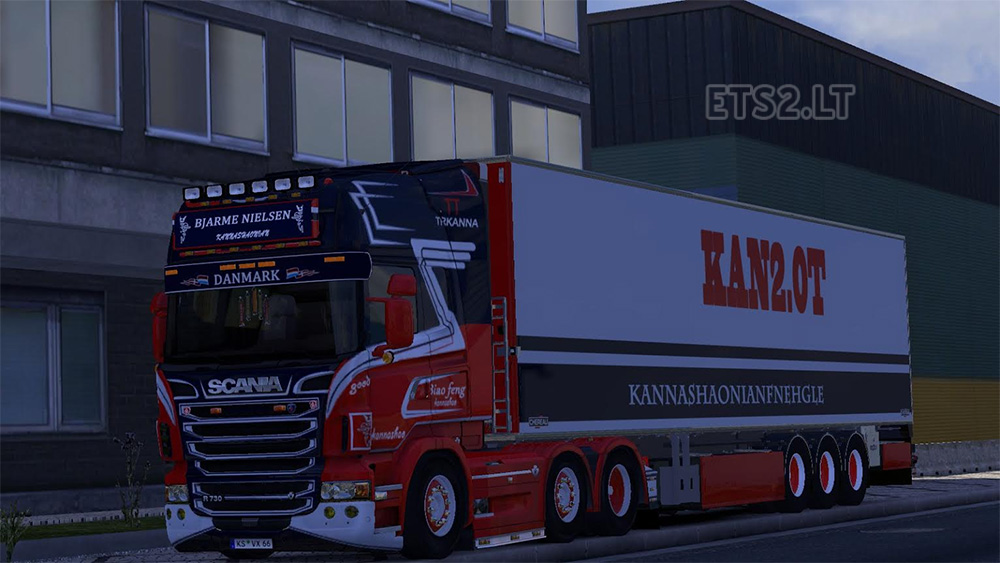 DAF TUNING PACK LIGHT ADDON [MP COMPATIBLE] V1.28.X TUNING