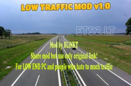 low-traffic