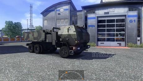military-truck