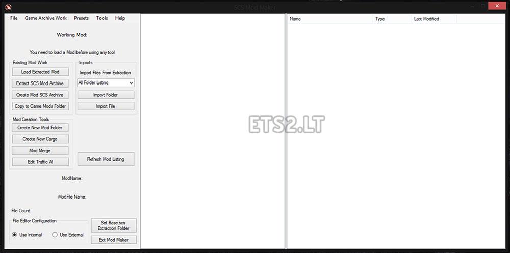 modmaker | ETS 2 mods