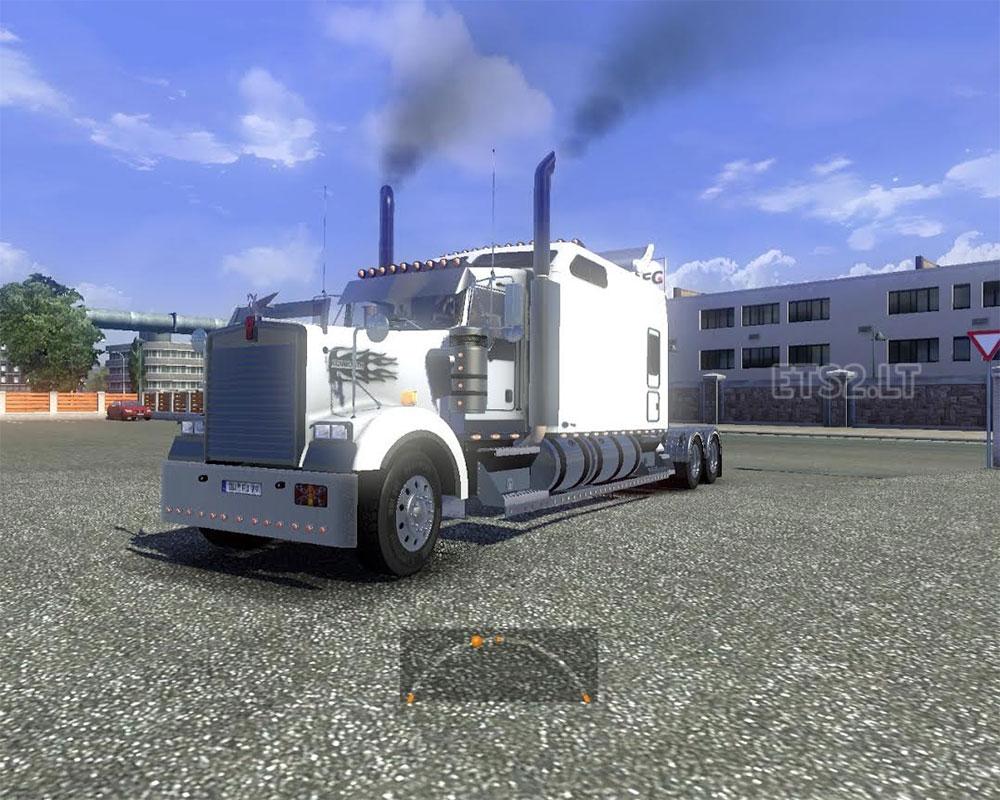 american truck pack ets 2 mods. Black Bedroom Furniture Sets. Home Design Ideas