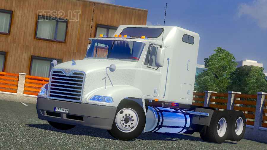Mack Vision Beta V2 ETS 2 Mods