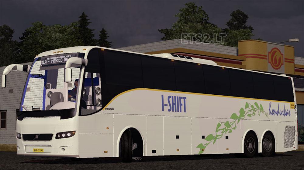 Mod GTA San Andreas Bus