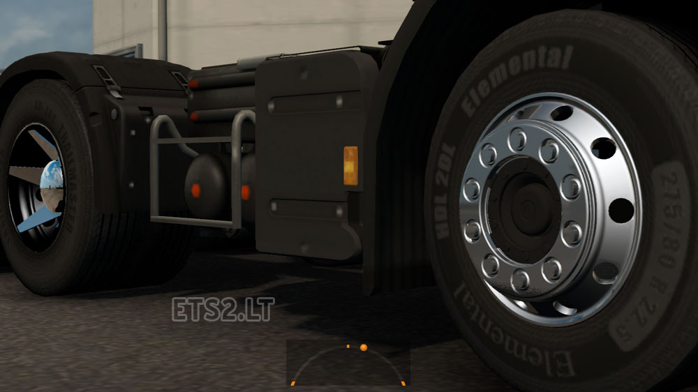 Wheels | ETS 2 mods