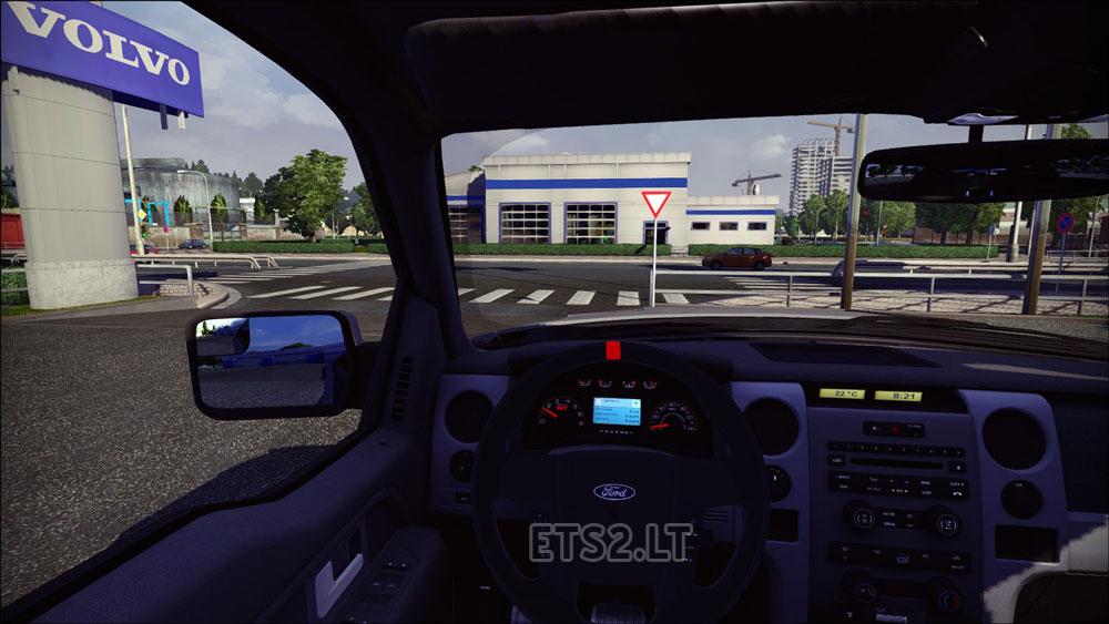 Ford F150 Raptor SVT ETS 2 mods