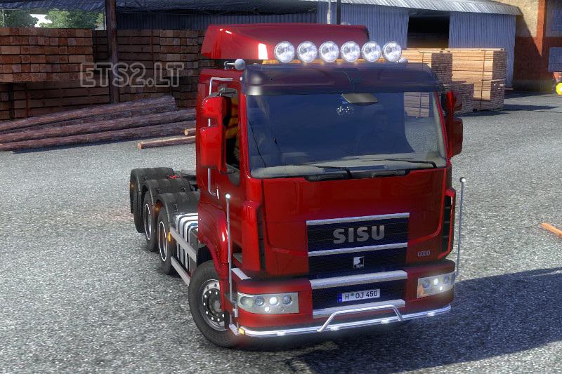 serial euro truck simulator 2 1.1.1