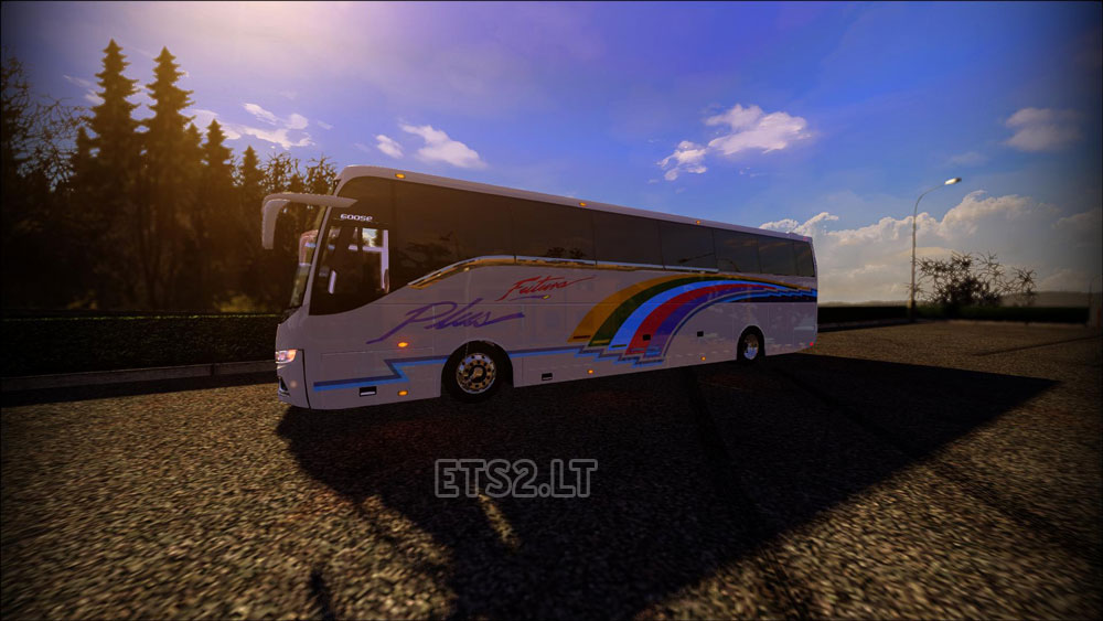 Volvo 9700 Grand L/S 6×2 and 4×2 | ETS 2 mods