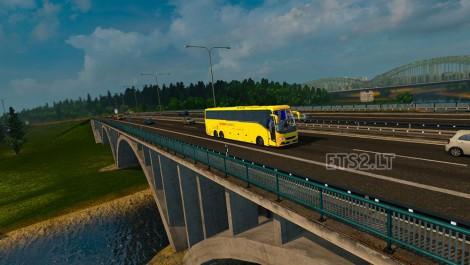Czech Student Agency Bus mod + Passengers-2