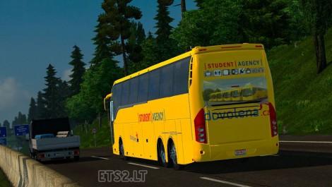 Czech Student Agency Bus mod + Passengers-3