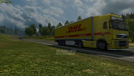 DHL Logistics Combo Pack-1