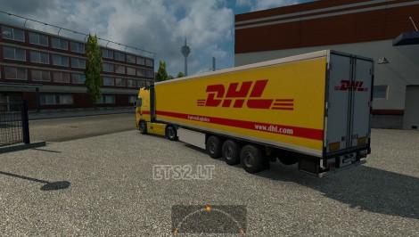 DHL Logistics Combo Pack-2