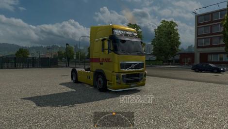 DHL Logistics Combo Pack-3