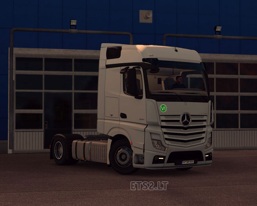 Mercedes benz actros mp4 edited v 1 1 ets 2 mods for Mercedes benz astros