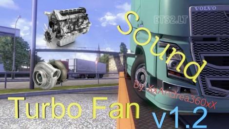 Mod Sound Turbo Fan