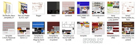 Templates for all Trucks and all Trailers-1