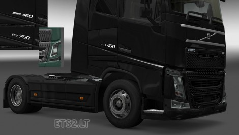 Volvo FH 2012 Realism-2