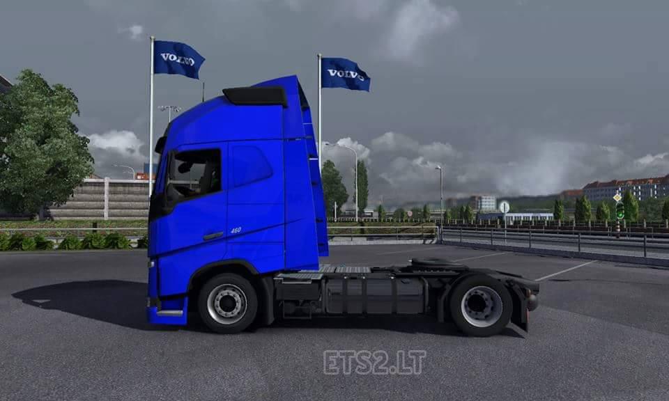 Volvo Fh Low Deck Ets 2 Mods