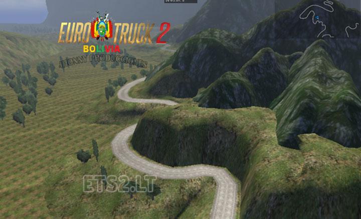 Ets 2 Bolivia V1 1 Mod Map Ets2 Mods