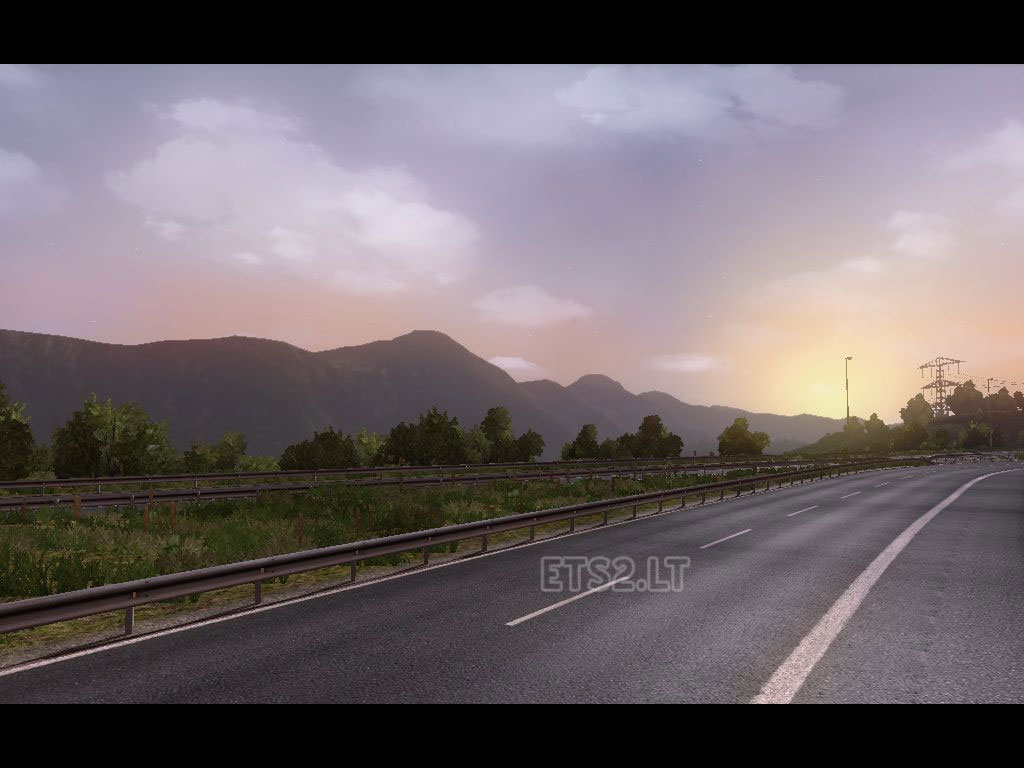 spain MAP | ETS 2 mods