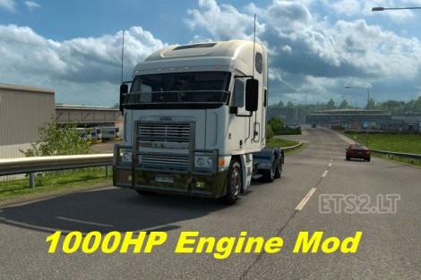 1000 hp