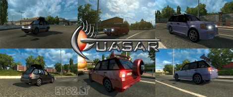 Auto Quasar in Traffic