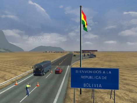 Bolivia Map-2