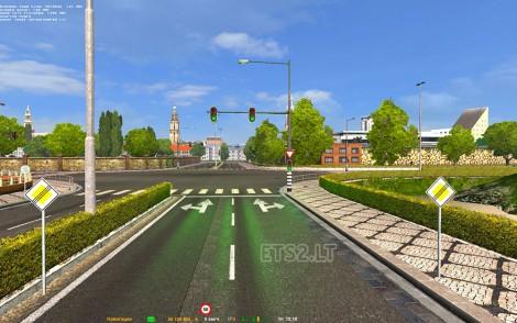 Brighter Headlights of traffic-1