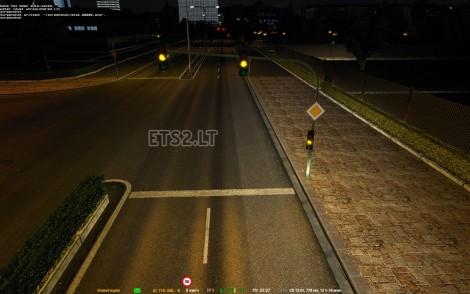 Brighter Headlights of traffic-2