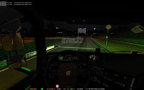 Brighter Headlights of traffic-3