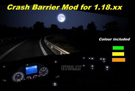 Crash Barrier Mod