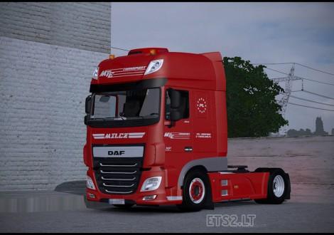 DAF XF 116