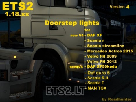 Doorsteps Lights