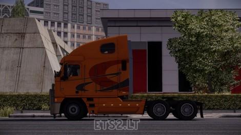Freightliner Argosy (2)