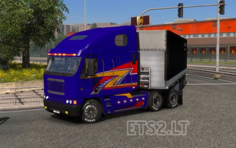 Freightliner Argosy Skin