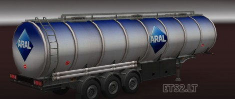 Fuel Trailers Pack-2