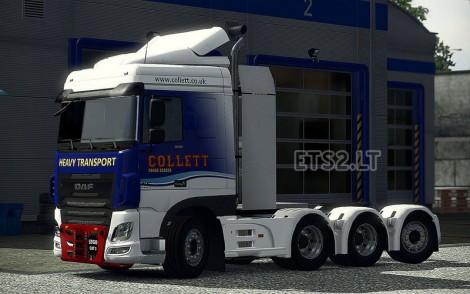 Heavy Haulage chassis addon-1