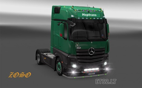 Hoptrans Combo-1
