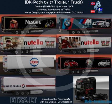 JBK Trailers Pack 07