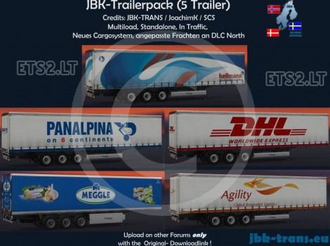JBK Trailers Pack 5