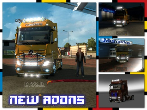 Mercedes Actros 2014 Tuning-1