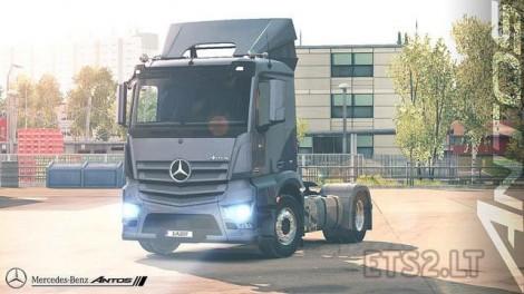 Mercedes Benz Antos 12-1