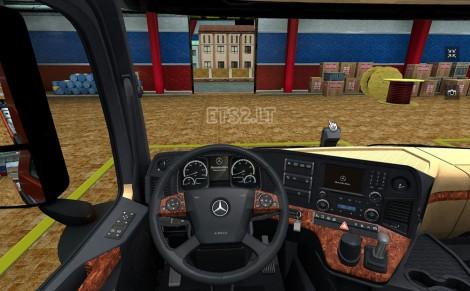 Mercedes Benz Antos 12-3