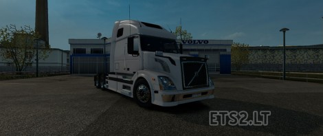 Modification for  Volvo VNL 670