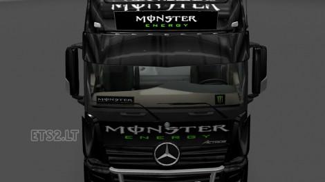 Monster Energy Pack-2