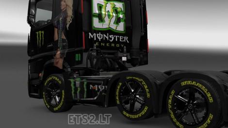 Monster Energy Pack