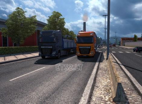 More Truck Traffic (1)