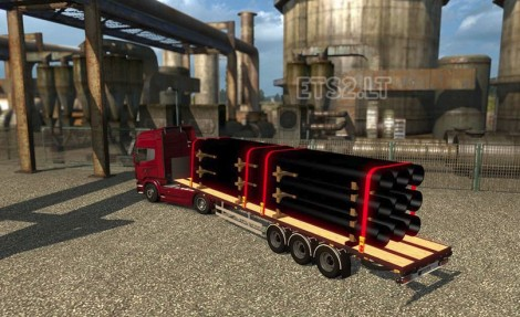 Pipes Trailer