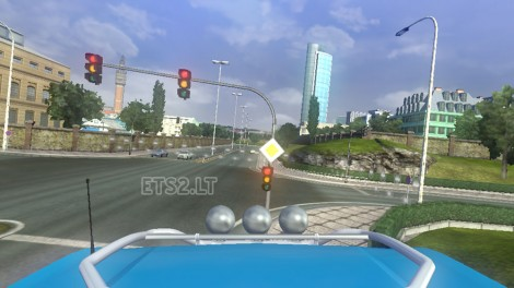 Realistic Traffic Light (2)