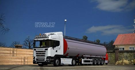 Scania R 560 Streamline V8 Highline